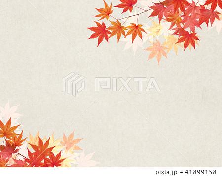 和-背景-秋-紅葉 41899158