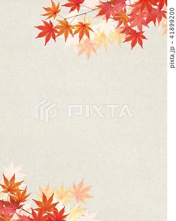 和-背景-秋-紅葉 41899200