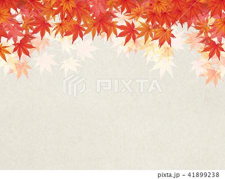 和-背景-秋-紅葉 41899238