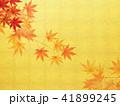 背景 紅葉 秋のイラスト 41899245