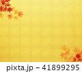 背景 紅葉 秋のイラスト 41899295