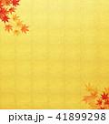背景 紅葉 秋のイラスト 41899298