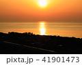 北陸 日本海 海の写真 41901473