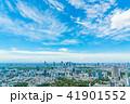 東京都 都会 都市の写真 41901552