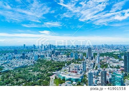 【東京都】都市風景 41901558