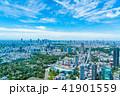 東京都 都会 都市の写真 41901559