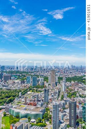 【東京都】都市風景 41901651