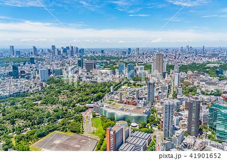 【東京都】都市風景 41901652
