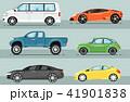 車 自動車 近代的のイラスト 41901838