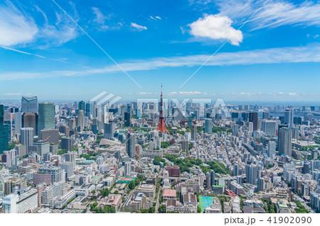 【東京都】都市風景 41902090