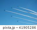 戦闘機のアクロバット飛行 41905286