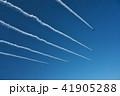 戦闘機のアクロバット飛行 41905288