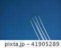 戦闘機のアクロバット飛行 41905289