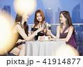 乾杯 女性 女 41914877