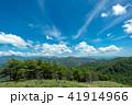眺め 初夏 新緑の写真 41914966