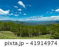 眺め 初夏 新緑の写真 41914974