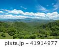 眺め 初夏 新緑の写真 41914977