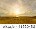 夕景 夕方 海の写真 41920438