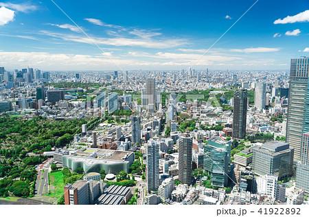 東京風景・都心・新宿 池袋 六本木 41922892