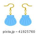 貝殻のピアス 41925760