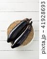 野菜 食材 茄子の写真 41928693