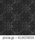 ダーク シームレス パターンのイラスト 41933650