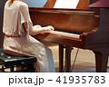 ピアノの演奏 41935783