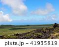 三原山 風景 自然の写真 41935819