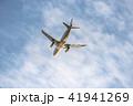 飛行機 旅客機 航空機の写真 41941269