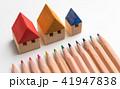 家 カラーリング カラーの写真 41947838