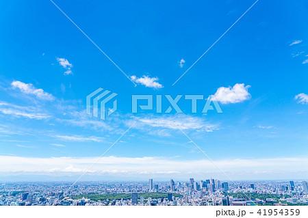 【東京都】都市風景 41954359