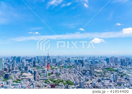 【東京都】都市風景 41954400