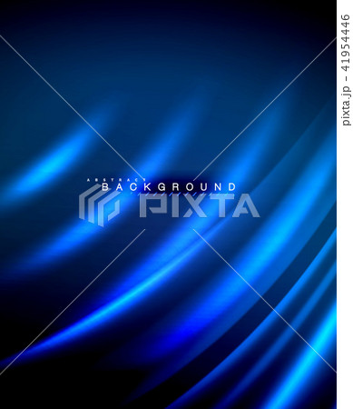 neon glowing techno lines hi tech futuristic abstract background