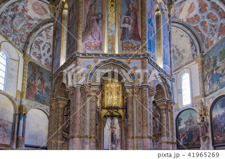 トマールのキリスト教修道院 41965269