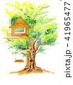 ツリーハウス 41965477