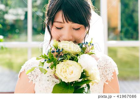 花嫁 新婦 ウエディングフォト 女性 41967086