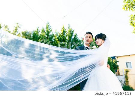 フォトウエディング 結婚 新郎新婦 41967113