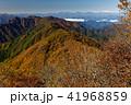 山 紅葉 秋の写真 41968859