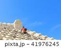 沖繩_屋根のシーサー 41976245