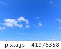 青空 快晴 空の写真 41976358