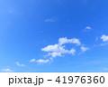 青空 快晴 空の写真 41976360