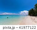 フィリピン・ボラカイ島のビーチを散策 41977122