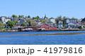 View of the Lunenburg, Nova Scotia waterfront 41979816