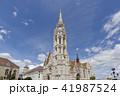 ブダペスト マーチャーシュ教会 41987524