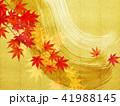 秋 紅葉 和のイラスト 41988145