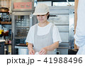 パン屋 ベーカリー パンの写真 41988496