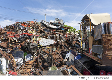 産業廃棄物 41989588