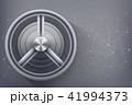 金庫 ロック 錠のイラスト 41994373