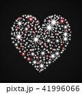 ハート ハートマーク 心臓のイラスト 41996066