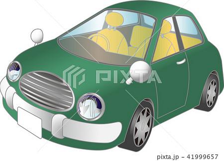 自動車(エコ的なボディカラー) 41999657